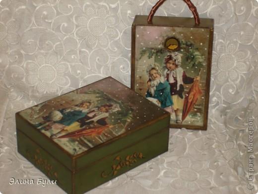 Опять коробочки фото 1