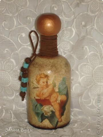 Бутылочки с ангелками: фото 1