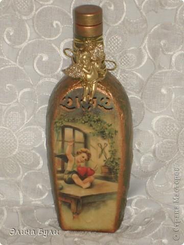 Бутылочки с ангелками: фото 2