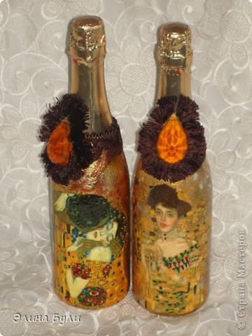 Бутылочки с ангелками: фото 6