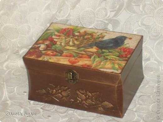 Разные коробочки,шкатулочки.... фото 1