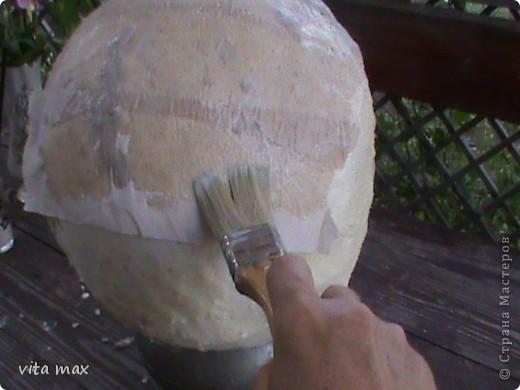 Мастер-класс!Делаем дачное чучело из монтажной пены.Часть вторая. фото 29