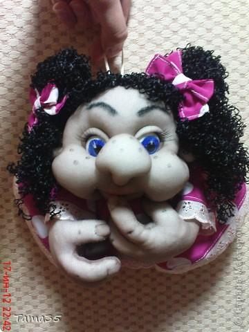 еще одна кукла на удачу фото 1