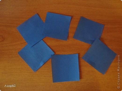 ВАМ ПОНАДОБЯТСЯ: цветная бумага, клей, ножницы, линейка, простой карандаш. фото 2