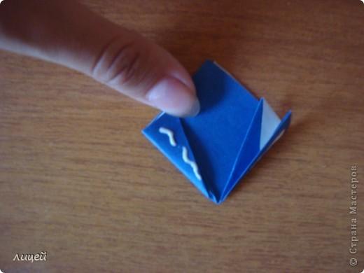 ВАМ ПОНАДОБЯТСЯ: цветная бумага, клей, ножницы, линейка, простой карандаш. фото 12