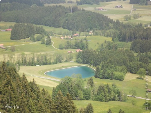 Озеро в горах фото 1