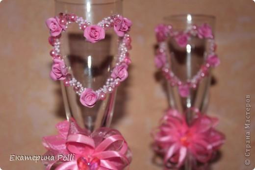 розовый набор фото 2