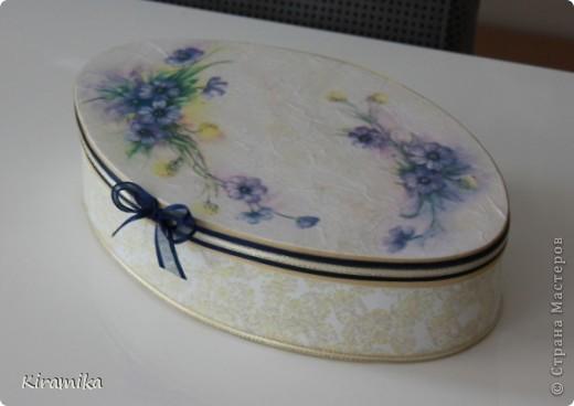 Коробочка с ароматом полевых цветов фото 3
