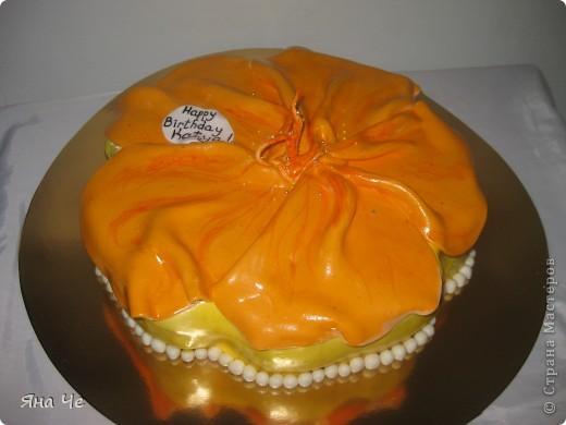 Тортик для Кати фото 2