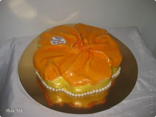 Тортик для Кати фото 1