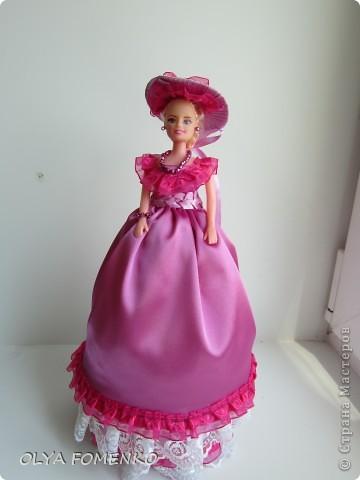 Кукла-шкатулка №2 фото 1