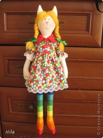 игрушки текстильные фото 1