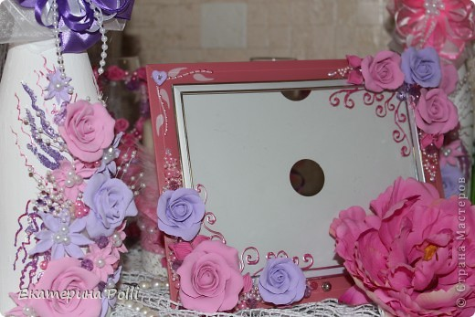 розовый набор фото 6