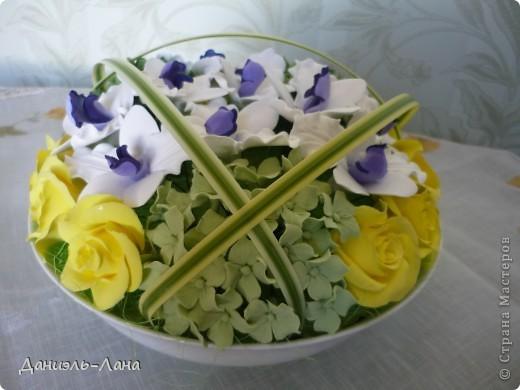 розы.орхидеи.гортензии фото 3