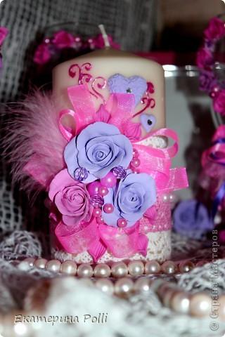 розовый набор фото 10
