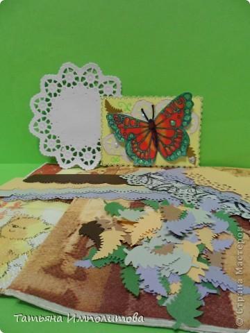 Эту простую серию атсок сделала для того,чтобы показать присланные карточки и подарки Цветочки связала мне хорошая знакомая. фото 16