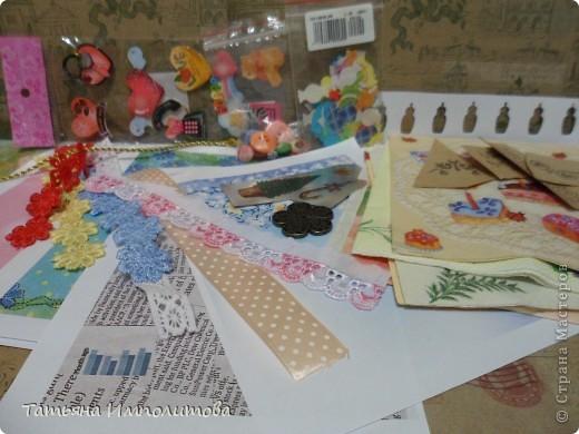 Эту простую серию атсок сделала для того,чтобы показать присланные карточки и подарки Цветочки связала мне хорошая знакомая. фото 11