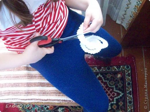 Добрый вечер всем жителям СМ! Это панно Вика (моя внучка, ей 5 лет), делала для конкурса, проходящего на одном из сайтов. (Конечно с моей помощью. Я подсказывала и направляла. Это не противоречило условиям конкурса).  фото 9