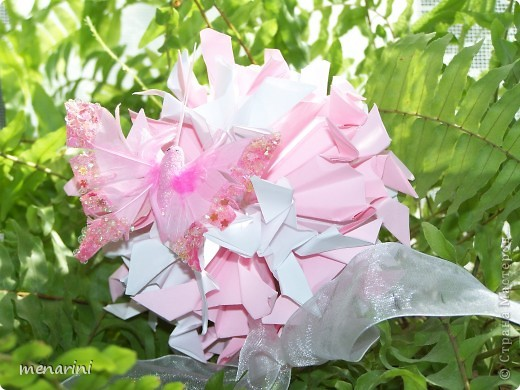 Оригами Кусудама фото 1
