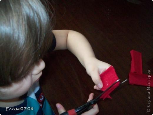 Добрый вечер всем жителям СМ! Это панно Вика (моя внучка, ей 5 лет), делала для конкурса, проходящего на одном из сайтов. (Конечно с моей помощью. Я подсказывала и направляла. Это не противоречило условиям конкурса).  фото 8