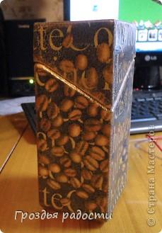 Баночка для кофе. фото 1