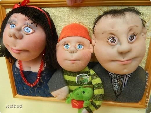 Мама, папа и мылыш. фото 1