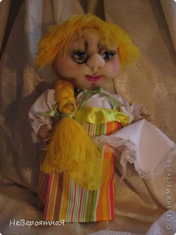Сердечный всем привет!!!!  Моя новая кукла - Алёнка. Романтичная, нежная, немного грустная... фото 2