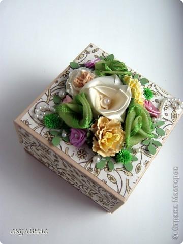 Подарочная коробочка фото 3