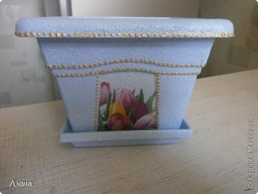 Цветочные горшки и другое фото 3
