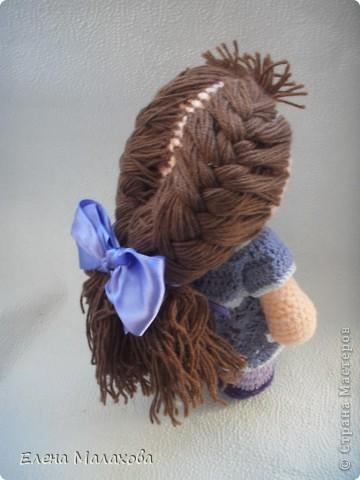 Вот такая куколка связалась у меня фото 3