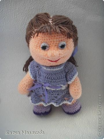 Вот такая куколка связалась у меня фото 4