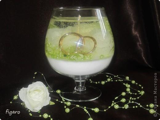 Свадебная свечи. фото 2