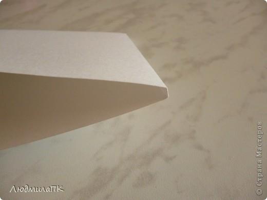 Здравствуйте, дорогие мастерицы! По просьбе приготовила мастер-класс по изготовлению коробочки для диска, может, и вам пригодится)) фото 9
