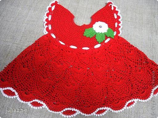 летнее платье для малышки фото 1