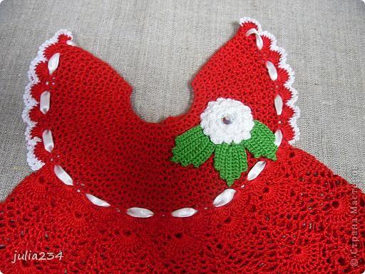 летнее платье для малышки фото 2