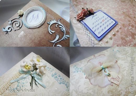 Мой первый фотоальбом. Это подарок на свадьбу.  фото 4