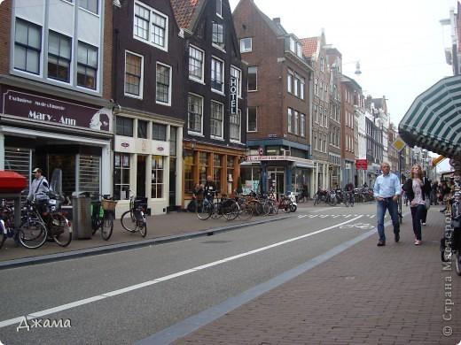 Путешествие по Амстердаму фото 11