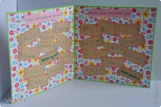 К окончанию учебного года сделала учителям открыточки. фото 9