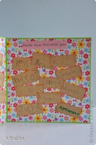 К окончанию учебного года сделала учителям открыточки. фото 10