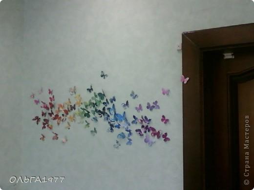 Попросили поделку в детский сад (сыну), а я давно хотела сделать что-нибудь с бабочками, ну вот и пригодились каталоги Орифлейм. фото 4
