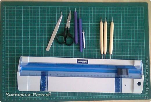 очень довольна резаком для бумаги-в нем 5 разных ножей...зигзаг....волна... заказывала через интернет магазин фото 1