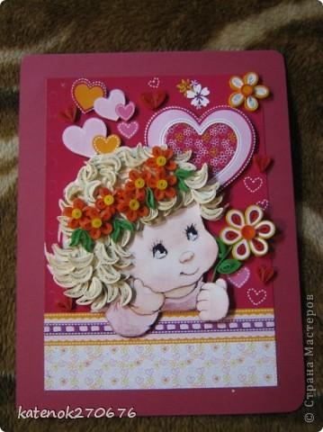 Квиллинг для открыток на день рождения 52