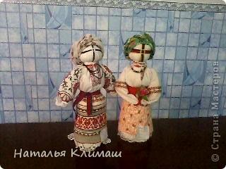 Макеты костюмов разных регионов Украины. Эти макеты выполнили ученицы 9-А класса  средней общеобразовательной школы № 10 г.Марганца на уроках трудового обучения. фото 6