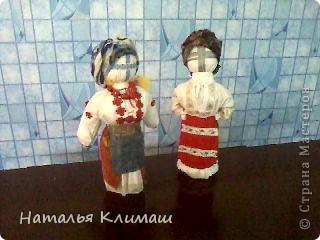 Макеты костюмов разных регионов Украины. Эти макеты выполнили ученицы 9-А класса  средней общеобразовательной школы № 10 г.Марганца на уроках трудового обучения. фото 7