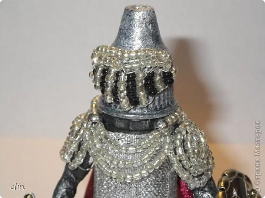 """Это Ланселот выполнен на конкурс """"Легенды о короле Артуре и рыцарях круглого стола"""" http://stranamasterov.ru/node/372481?c=favusers организованный Марией http://stranamasterov.ru/user/43271 фото 3"""