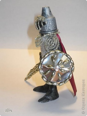 """Это Ланселот выполнен на конкурс """"Легенды о короле Артуре и рыцарях круглого стола"""" http://stranamasterov.ru/node/372481?c=favusers организованный Марией http://stranamasterov.ru/user/43271 фото 6"""