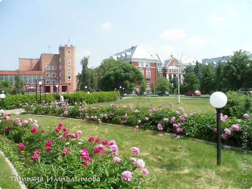 Городок Пермского государственного университета фото 1