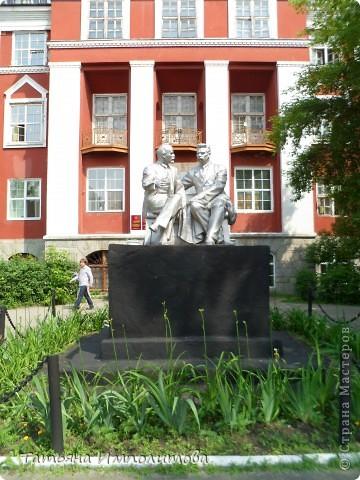 Городок Пермского государственного университета фото 15
