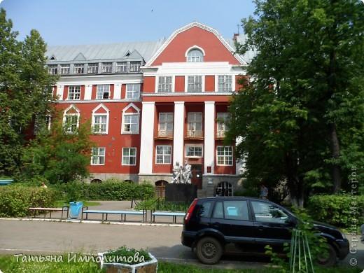 Городок Пермского государственного университета фото 17