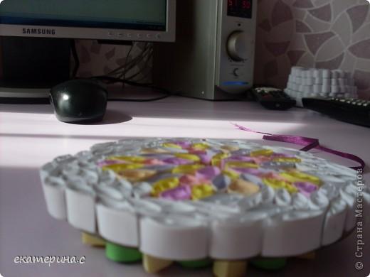 цветочки на диске фото 5